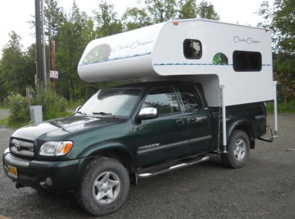 Cache Camper Manufacturing  Inc